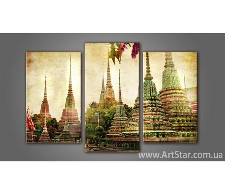 Модульная картина Тайланд