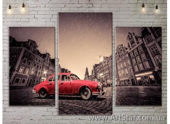 Модульные Картины, Город, Art. SITY787125