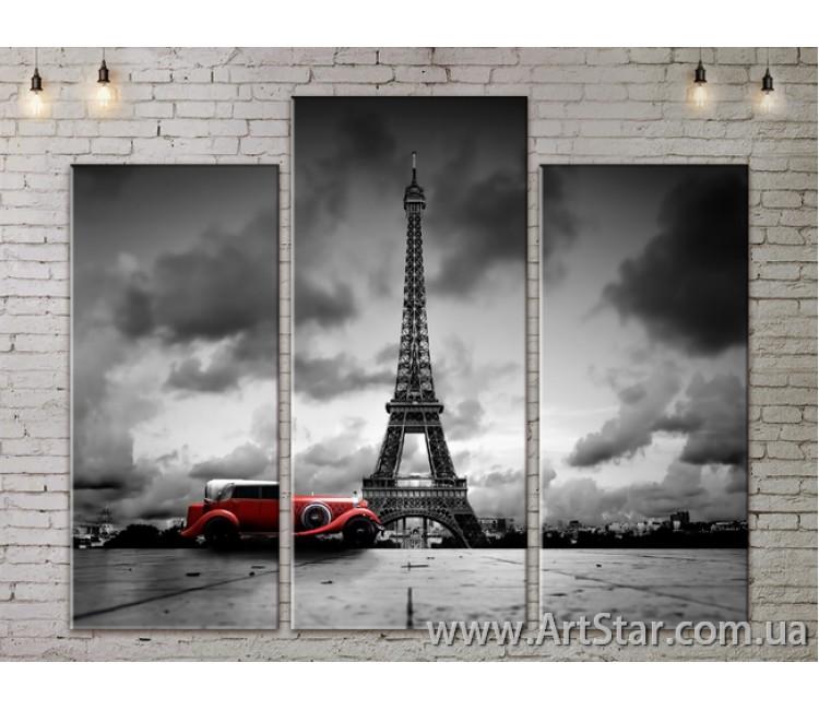 Модульные Картины, Город, Art. SITY787167