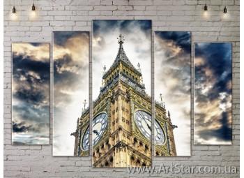 Модульные Картины, Город, Art. SITY787440