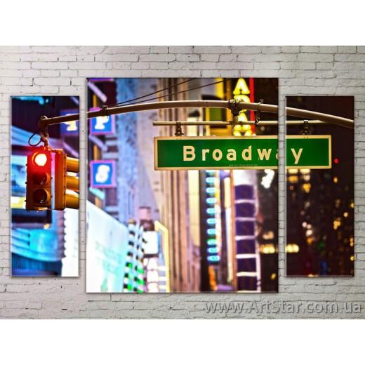 Модульные Картины Города, Art. STRM778007