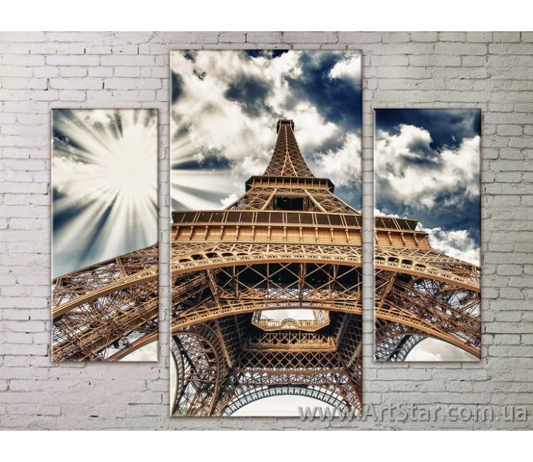 Модульные Картины Города, Art. STRM778041