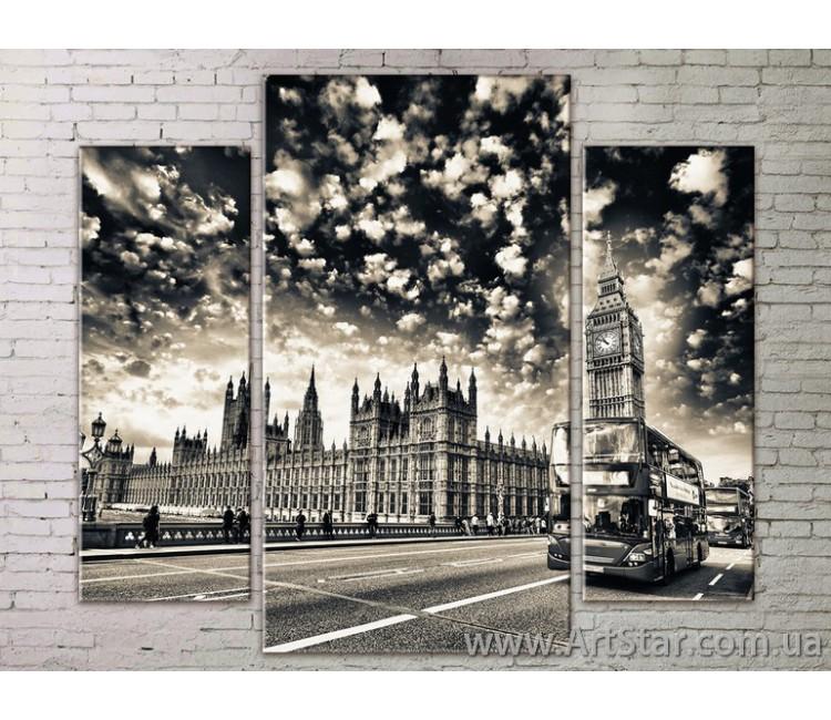 Модульные Картины Города, Art. STRM778155