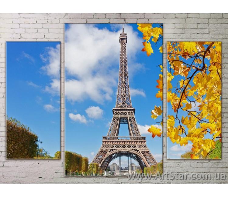 Модульные Картины Города, Art. STRM778161