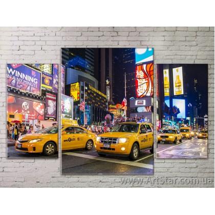 Модульные Картины Города, Art. STRM778236