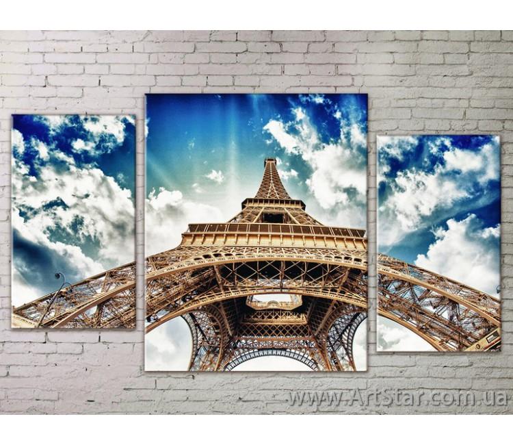 Модульные Картины Города, Art. STRM778238