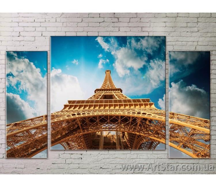 Модульные Картины Города, Art. STRM778250