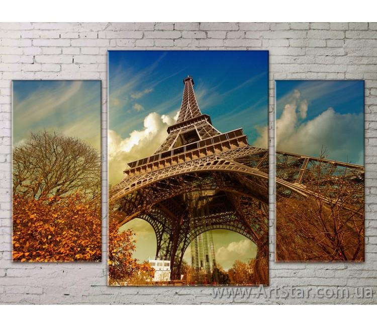 Модульные Картины Города, Art. STRM778252