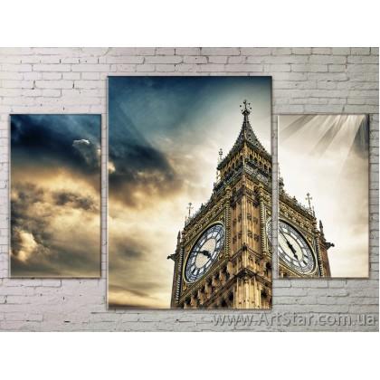 Модульные Картины Города, Art. STRM778284