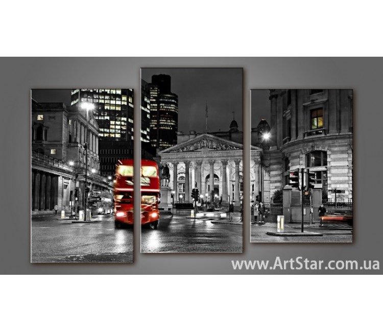 Модульная картина Лондон 9