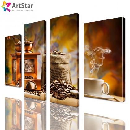 Модульная картина - на кухню, Art. kit_0075