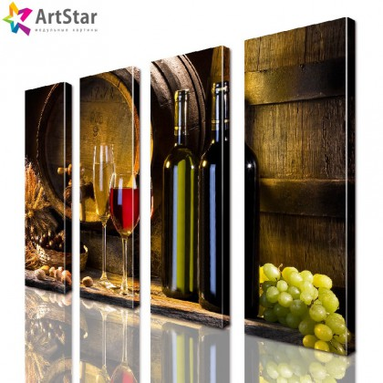 Модульная картина - для кухни, Art. kit_0052