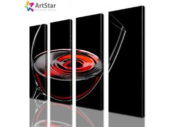 Модульная картина - для кухни, Art. kit_0053