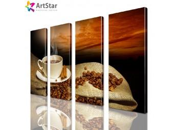 Модульная картина - для кухни, Art. kit_0054