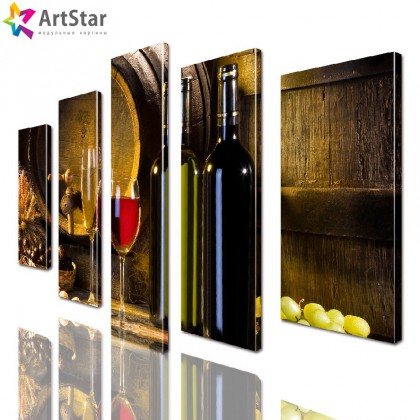 Картина модульная - для кухни, Art. kit_0112