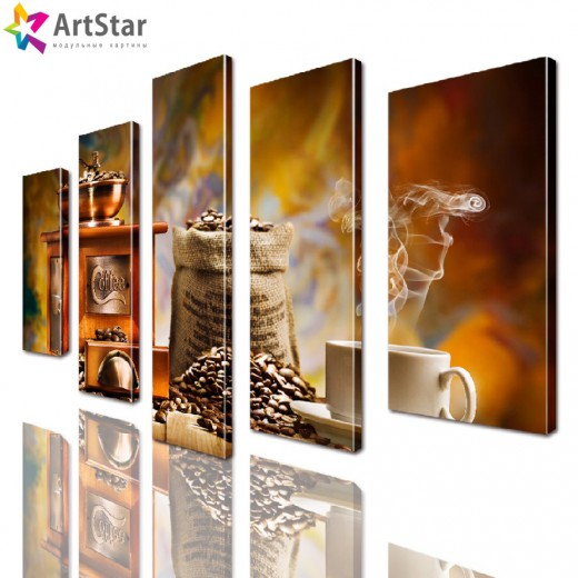 Картина модульная - для кухни, Art. kit_0115