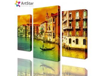 Модульная картина - Венеция, Art. sity_0093