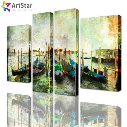 Модульные картины - Венеция, Art. sity_0212