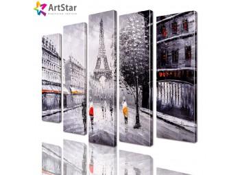 Модульные картины - Город, Art. sity_0385