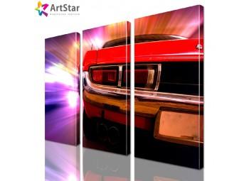 Модульная картина - для интерьера, Art. inter_0013