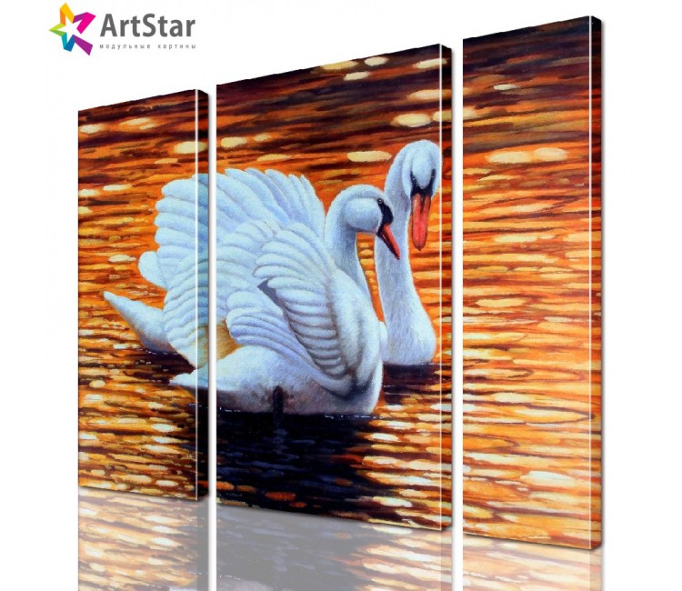 Картина модульная - Животные, Art. anml_0163