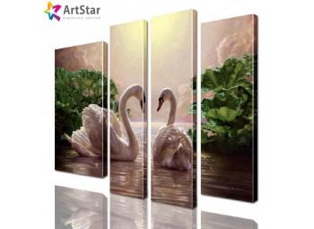 Модульная картина - Животные, Art. anml_0216