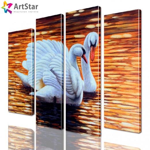 Модульная картина - Животные, Art. anml_0229