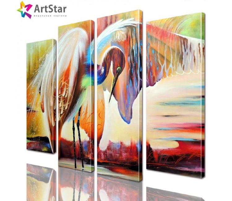 Модульная картина - Животные, Art. anml_0230