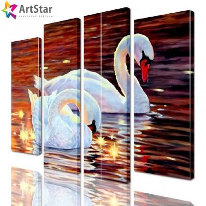 Модульная картина - Животные, Art. anml_0232