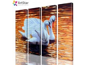 Модульная картина - Животные, Art. anml_0207