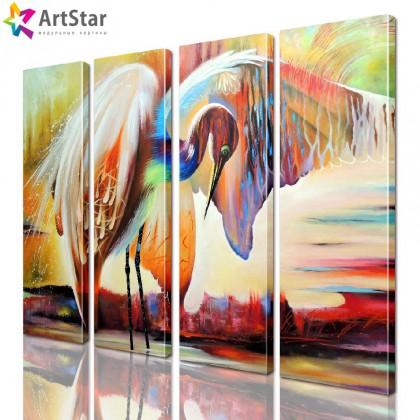 Модульная картина - Животные, Art. anml_0208