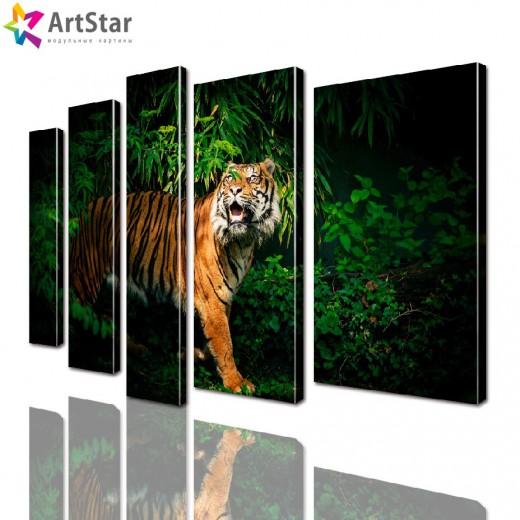 Модульные картины - животные, Art. anml_0142