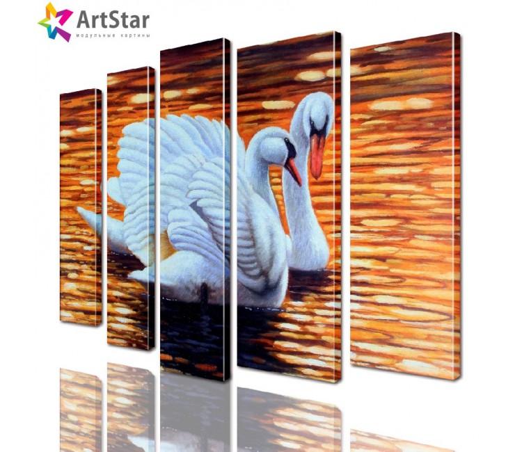 Модульные картины - животные, Art. anml_0272