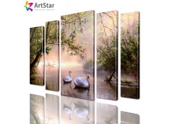 Модульные картины - животные, Art. anml_0274