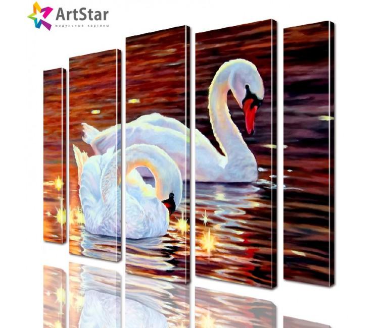 Модульные картины - животные, Art. anml_0275