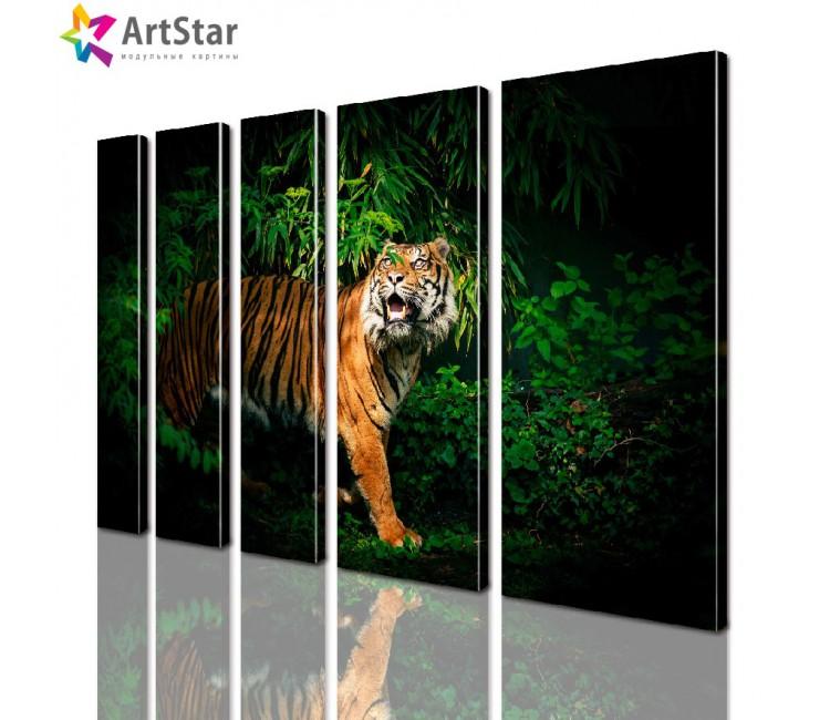 Модульные картины - животные, Art. anml_0118