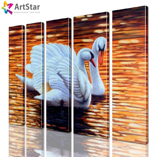 Модульные картины - животные, Art. anml_0251