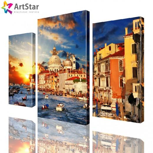 Модульная картина - Венеция, Art. more_0032