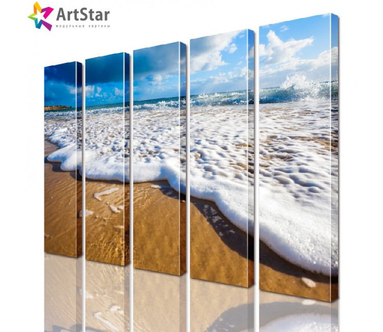 Модульные картины - Морской пейзаж, Art. more_0077
