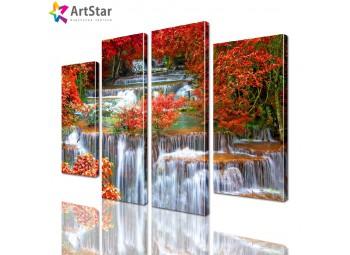 Модульная картина - Пейзаж природы, Art. natrl_0115