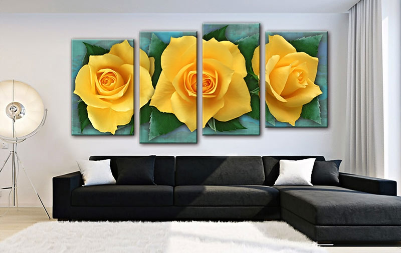 Цветы (дизайнерские)